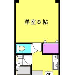京成大久保駅徒歩3分!礼金・敷金なし!インターネット・Wi-Fi無料