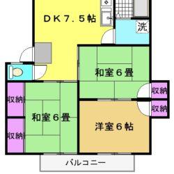 ハイムブリッヂⅡ 203号室